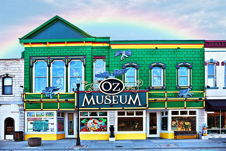 Oz Museum - See & Do - Visit Wamego, Kansas - Small Town. Big Experience.