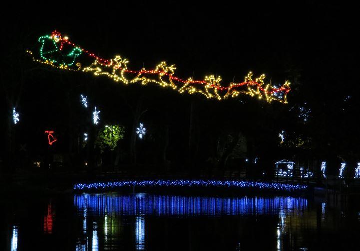 season of lights holiday happenings